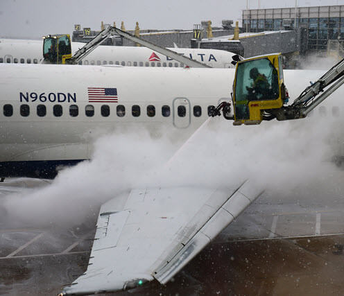Aircraft Deicing System